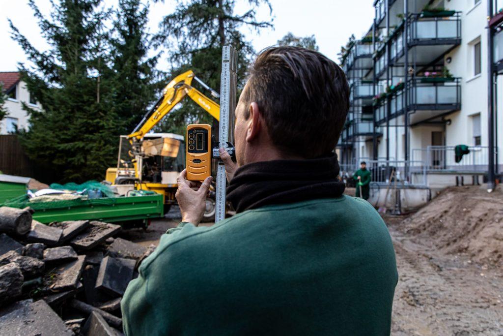 Lorenz Landschaftsbau Landschaftspflege Team