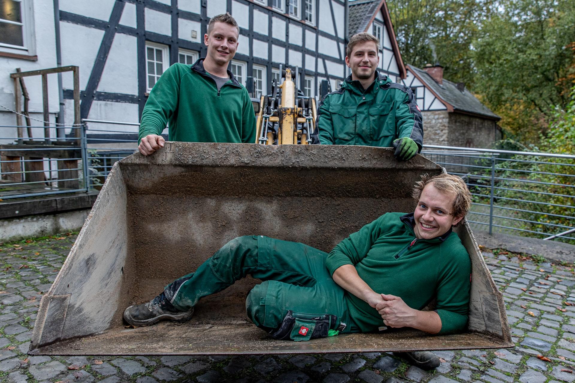 Lorenz Landschaftsbau Team